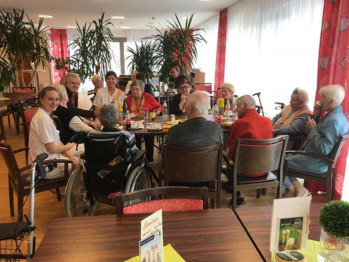 Haus Sonnenhof Freinberg, Cafeteria